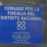 Fiscalía cierra Clínica Dr. Edgar Contreras