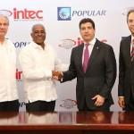 Grupo Popular e INTEC potenciarán emprendimiento y educación financiera