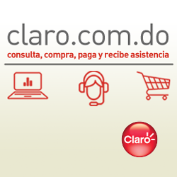 BANNER CLARO
