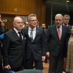 Francia dice que la UE acuerda reforzar sus fronteras externas