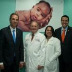 Fundación Popular entrega ventiladores a UCI Neonatal de Maternidad La Altagracia