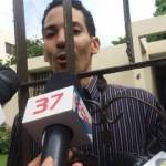 Moliné Rodríguez pide perdón tras salir de prisión