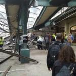 Aumenta a 200 los heridos en accidente de tren en Nueva Jersey
