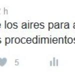 Nuria es tendencia en Twitter tras quejarse de servicio en línea aérea