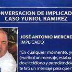 Implicados caso Yuniol Ramirez