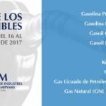Gasolinas bajan entre 1 y 2 pesos, el gasoil sube