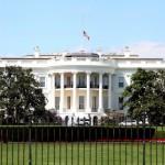 Cierran Casa Blanca luego que vehículo se estrellara contra barrera de seguridad